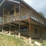 alpine home passive house, boulder, colorado fuentesdesign architect