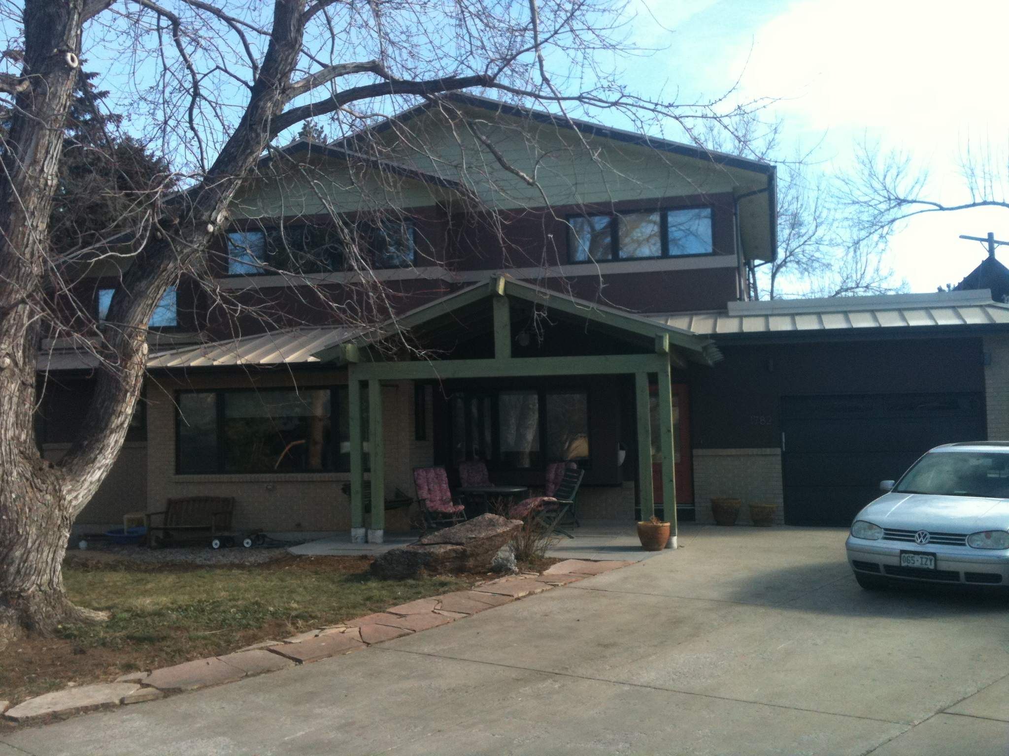 zed 2 - Boulder Colorado pop-top energy efficient  remodel and retrofit