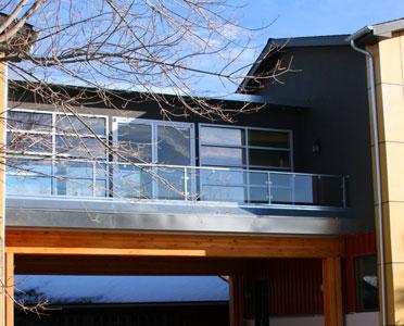 Boulder Colorado Architect | Natural Architecture | Passive House | Energy Retrofit | Zero Energy | Straw Bale homes