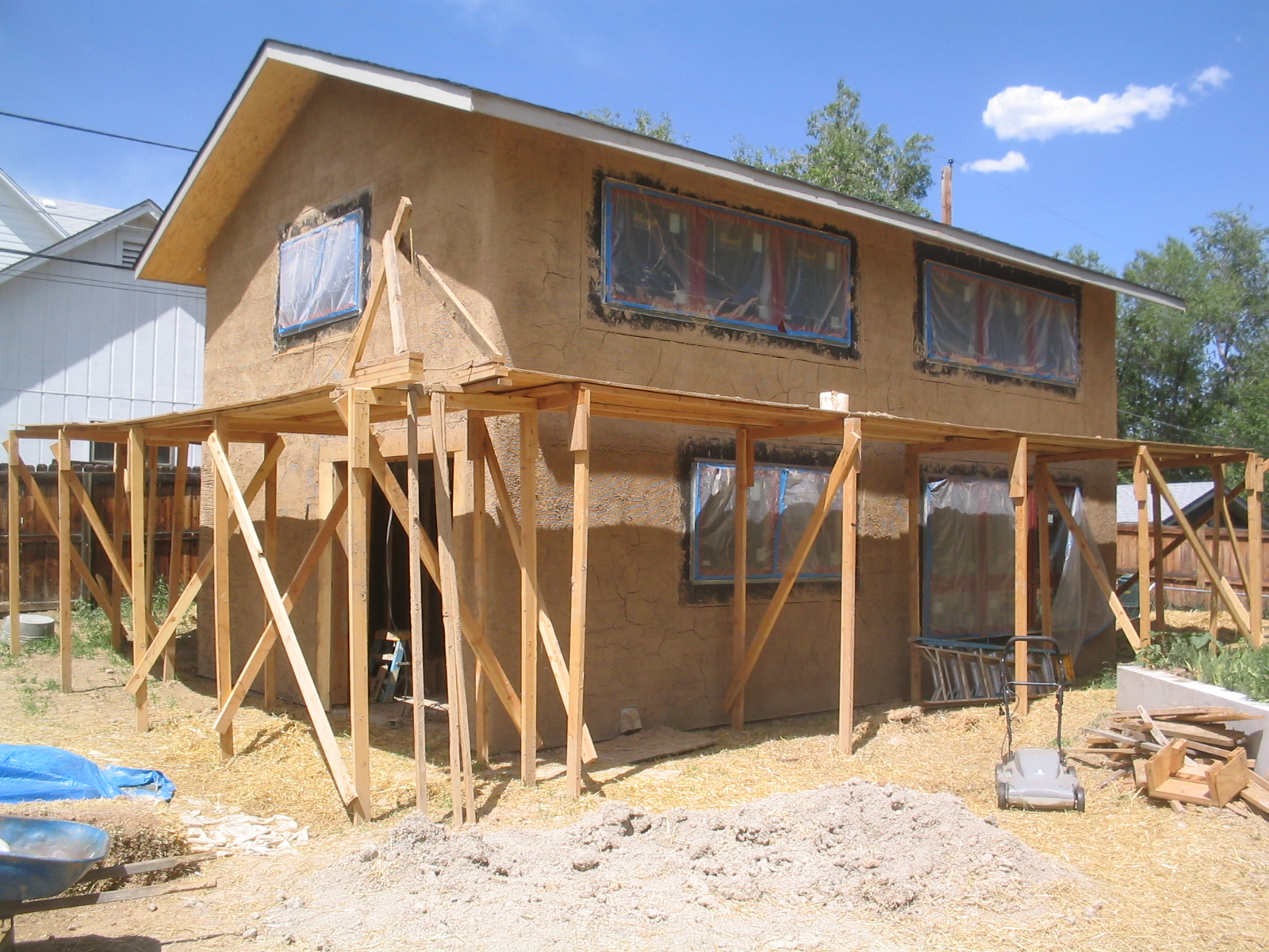 fuentesdesign boulder architect straw bale zero energy passive house