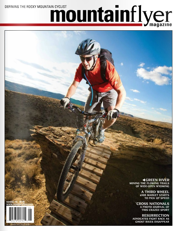 mountain flyer cover