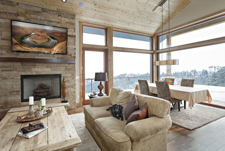 Sunshine Livingroom, Diningroom 1500