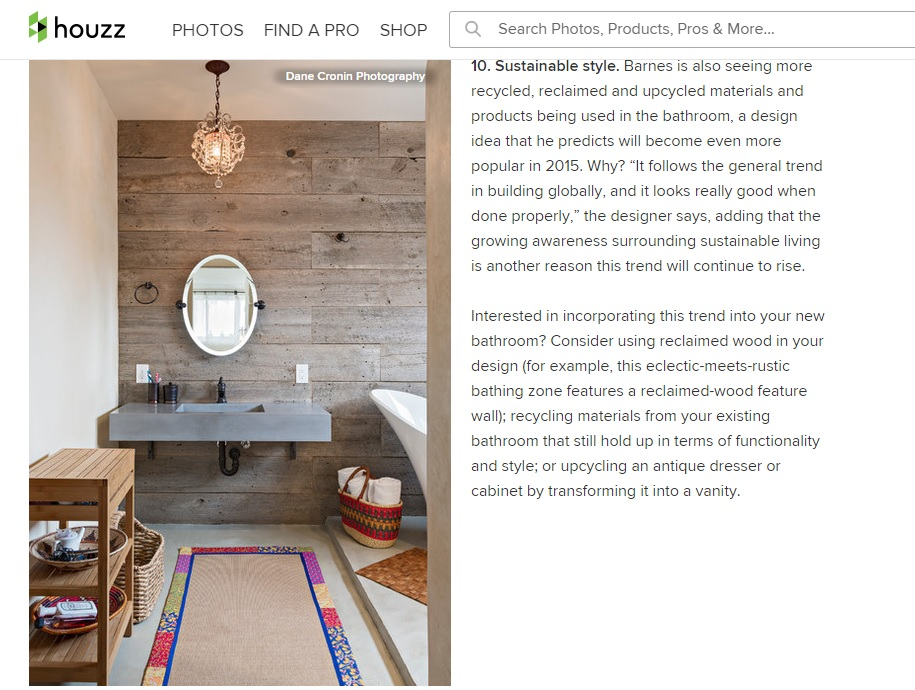 houzz screen shot