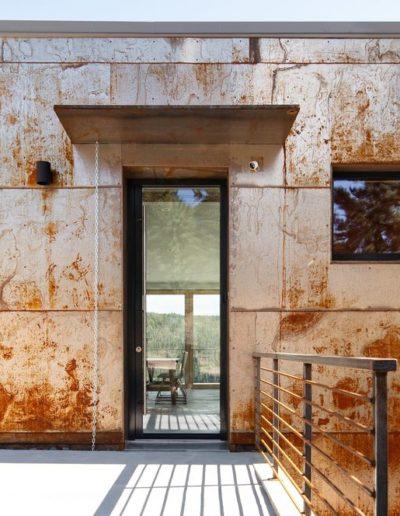 nedshed front door